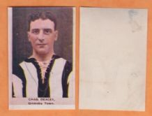 Grimsby Town Chas Deacey